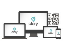Olery Feedback can be used with multiple devices